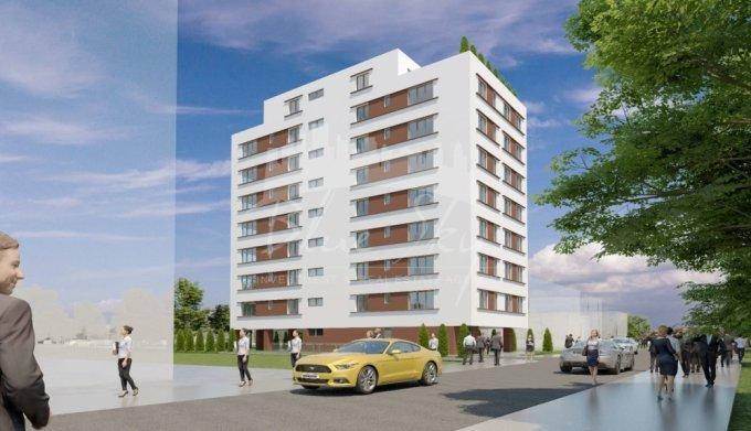 vanzare Apartament Constanta cu 3 camere, cu 2 grupuri sanitare, suprafata utila 87 mp. Pret: 72.000 euro.