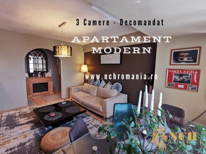 Apartament vanzare Centru cu 3 camere, etajul 4 / 4, 1 grup sanitar, cu suprafata de 64 mp. Constanta, zona Centru.
