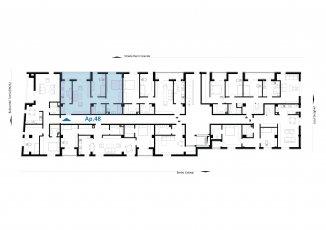 vanzare apartament semidecomandat, zona Elvila, orasul Constanta, suprafata utila 76 mp