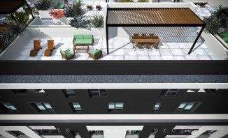 Apartament cu 3 camere de vanzare, confort Lux, zona Elvila,  Constanta
