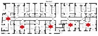 Constanta, zona Elvila, apartament cu 3 camere de vanzare