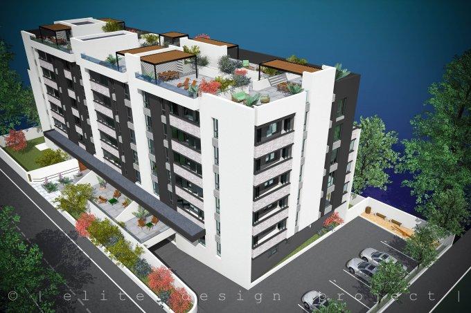 Apartament de vanzare in Constanta cu 3 camere, cu 2 grupuri sanitare, suprafata utila 89.23 mp. Pret: 105.000 euro. Usa intrare: Metal.