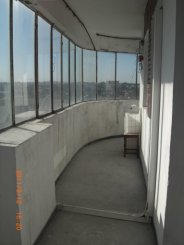 vanzare apartament decomandat, zona Gara, orasul Constanta, suprafata utila 73.26 mp