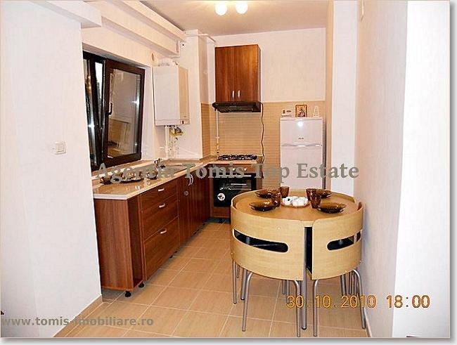 agentie imobiliara inchiriez apartament decomandat, in zona Dorally, orasul Constanta