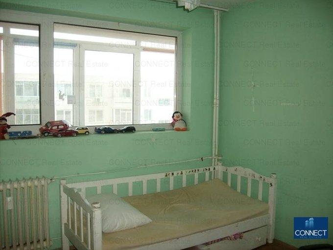 vanzare apartament cu 4 camere, semidecomandat, in zona Tomis Nord, orasul Constanta