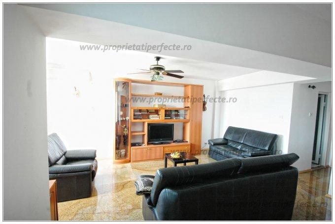 Apartament de vanzare in Constanta cu 4 camere, cu 2 grupuri sanitare, suprafata utila 120 mp. Pret: 125.000 euro negociabil.