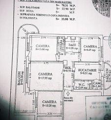Constanta, zona Abator, apartament cu 4 camere de vanzare