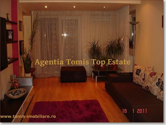 Constanta, zona Tomis Nord, apartament cu 4 camere de vanzare