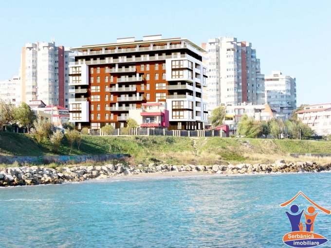 agentie imobiliara vand duplex decomandat, in zona Faleza Nord, orasul Constanta