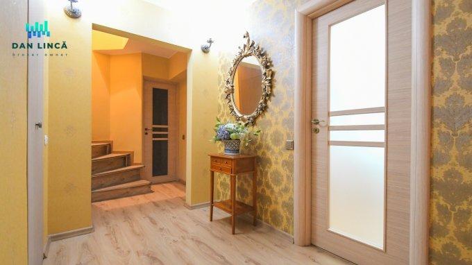 vanzare Apartament Constanta cu 5 camere, cu 2 grupuri sanitare, suprafata utila 115.15 mp. Pret: 130.000 euro. Incalzire: Centrala proprie a locuintei. Racire: Aer conditionat.