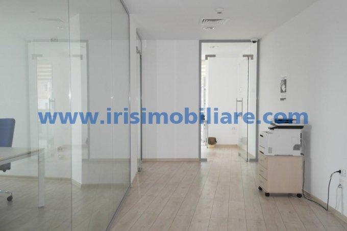 inchiriere birou cu 3 camere, 1 grup sanitar, suprafata de 108 mp. In orasul Constanta, zona Gara.