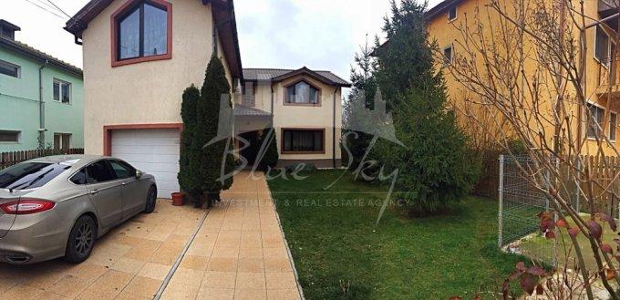 Casa de inchiriat in Constanta cu 5 camere, cu 1 grup sanitar, suprafata utila 240 mp. Suprafata terenului 433 metri patrati, deschidere 13 metri. Pret: 1.100 euro negociabil. Casa