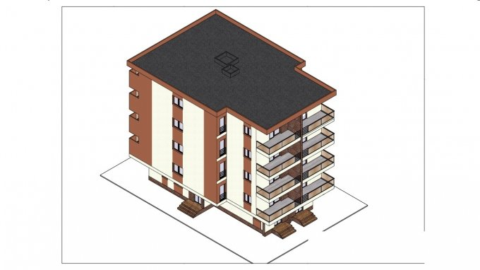 Garsoniera vanzare Depozitul 10 etajul 2 din 4 etaje, 1 grup sanitar, cu suprafata de 25 mp. Navodari, zona Depozitul 10.