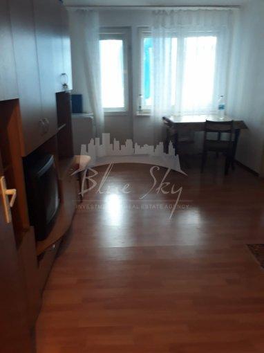 Garsoniera de inchiriat in Constanta, cu 1 grup sanitar, suprafata utila 35 mp. Pret: 200 euro negociabil.