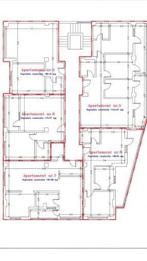 vanzare Garsoniera Constanta, cu 1 grup sanitar, suprafata utila 47.62 mp. Pret: 39.000 euro. Incalzire: Centrala proprie a locuintei.