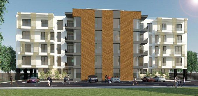 Garsoniera vanzare etajul 1 din 4 etaje, 1 grup sanitar, cu suprafata de 33 mp. Mamaia Nord.