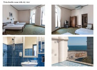 Mini hotel de vanzare cu 3 etaje 99 camere, in zona Peninsula, Constanta