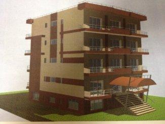 vanzare Pensiune cu 4 etaje, 22 camere, zona Statiunea Mamaia, orasul Constanta, suprafata utila 500 mp
