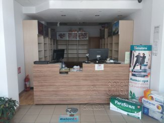 inchiriere de la agentie imobiliara, Spatiu comercial cu 2 incaperi, in zona Gara, orasul Constanta