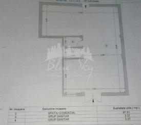 agentie imobiliara vand Spatiu comercial camere, 120 metri patrati, in zona Inel 2, orasul Constanta