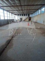 Spatiu industrial de inchiriat, 2600 metri patrati utili, in Sere Constanta