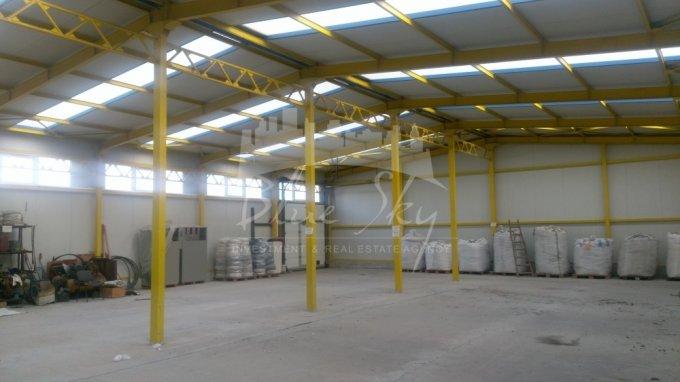inchiriere Spatiu industrial Agigea , 1 grup sanitar, avand suprafata utila de 534 mp. Pret: 1.335 euro negociabil. agentie imobiliara inchiriez Spatiu industrial.
