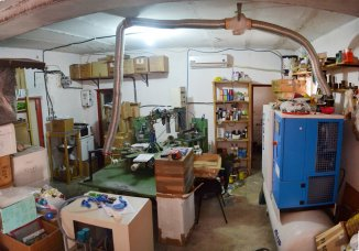 vanzare Spatiu industrial 96.6 mp cu 3 incaperi, 1 grup sanitar, zona Carrefour, orasul Constanta
