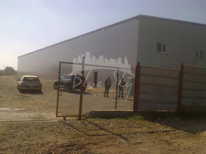 Spatiu industrial de inchiriat direct de la agentie imobiliara, in Constanta, cu 3.750 euro negociabil. 1 grup sanitar, suprafata utila 1250 mp.