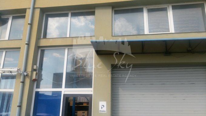 Spatiu industrial de inchiriat direct de la agentie imobiliara, in Constanta, zona Interioara, cu 1.200 euro negociabil. 1 grup sanitar, suprafata utila 560 mp.