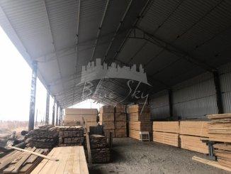 Spatiu industrial de inchiriat, 3300 metri patrati utili, in  Ovidiu  Constanta