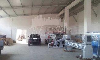 inchiriere Spatiu industrial 350 mp, 1 grup sanitar, zona Industriala, orasul Constanta