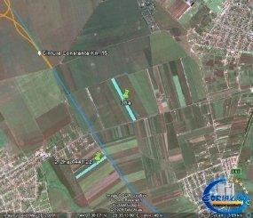 agentie imobiliara vand Teren agricol in suprafata de 500 metri patrati, comuna Cumpana