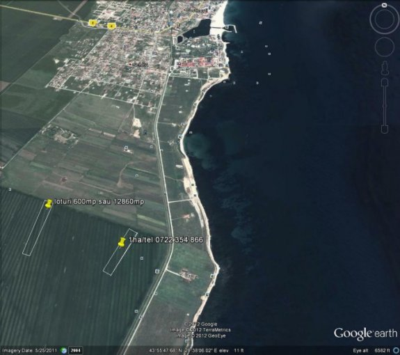 Teren agricol extravilan 12860 mp, deschidere 24 metri. Pret 64.300 EUR negociabil. agentie imobiliara vand teren agricol. Destinatie: Rezidenta, Vacanta, (mini) Hotel / Pensiune, Ferma.