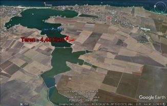 30000 mp teren agricol de vanzare, in  Constanta Techirghiol