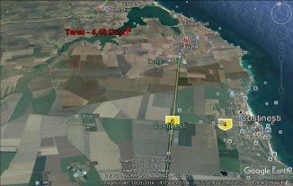 Constanta Techirghiol, teren extravilan de vanzare de la agentie imobiliara