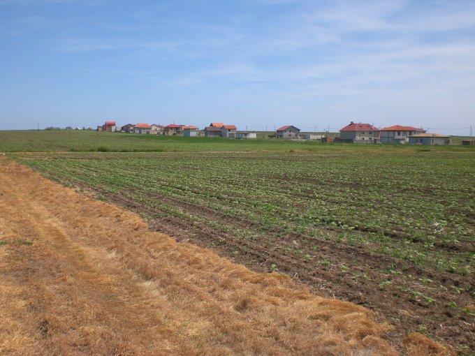 Constanta Vama Veche, teren extravilan de vanzare de la agentie imobiliara