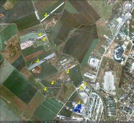 vanzare teren extravilan agricol de la agentie imobiliara cu suprafata de 9000 mp, in zona Varianta Ovidiu, orasul Constanta