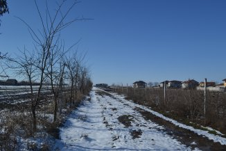 vanzare 309 metri patrati teren agricol extravilan, orasul Ovidiu, zona Varianta Constanta