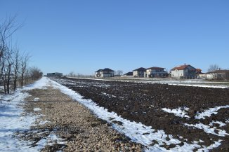 vanzare teren extravilan agricol de la agentie imobiliara cu suprafata de 309 mp, in zona Varianta Constanta, orasul Ovidiu