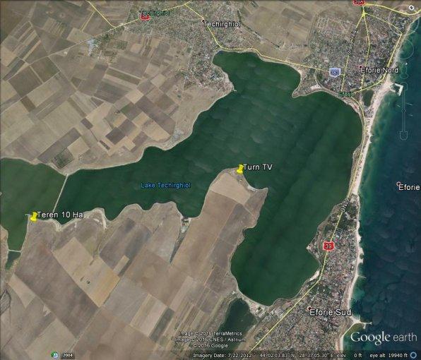teren agricol vanzare de 100000 metri patrati, extravilan. 15.000 euro. Clasa fertilitate: 0. Destinatie: Agricultura. Teren Tuzla  Constanta