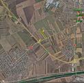 vanzare teren extravilan agricol de la agentie imobiliara cu suprafata de 30000 mp, comuna Cumpana