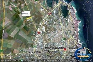 Constanta, zona Varianta Ovidiu, teren extravilan de vanzare de la agentie imobiliara