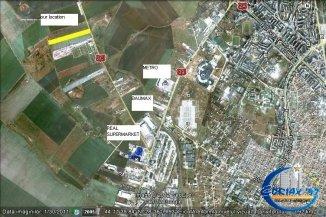 vanzare teren extravilan agricol de la agentie imobiliara cu suprafata de 19890 mp, in zona Varianta Ovidiu, orasul Constanta