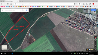 vanzare 80000 metri patrati teren agricol extravilan, localitatea Poiana