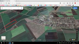 proprietar vand Teren agricol in suprafata de 80000 metri patrati, localitatea Poiana