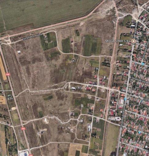 Teren extravilan de vanzare direct de la agentie imobiliara, in Constanta, zona Veterani, cu 27.000 euro. Suprafata de teren agricol 500 metri patrati cu deschidere de 25 metri.
