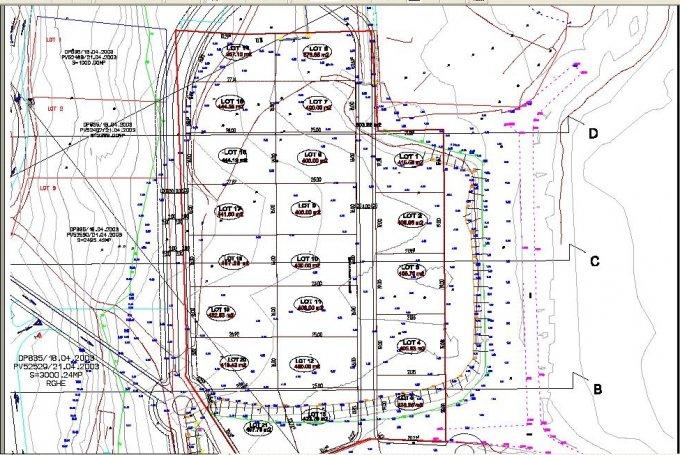 Teren intravilan de vanzare in Constanta, zona Centru. Suprafata terenului 375 metri patrati, deschidere 16 metri. Pret: 1.120.000 EUR.