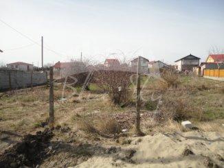 vanzare teren intravilan de la agentie imobiliara cu suprafata de 1030 mp, in zona Palazu Mare, orasul Constanta