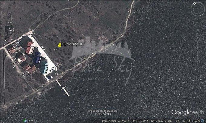 Teren intravilan de vanzare in Constanta. Suprafata terenului 4250 metri patrati, deschidere 32 metri. Pret: 425.000 euro negociabil.