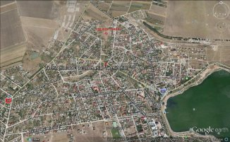 agentie imobiliara vand teren intravilan in suprafata de 500 metri patrati, amplasat in zona Stadion, orasul Techirghiol